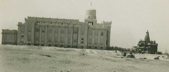 Heliopolis, Desert Institute