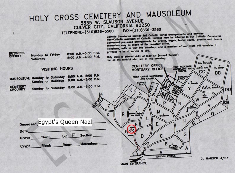 Holy Cross Cemetery